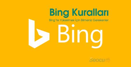 Bing Kuralları